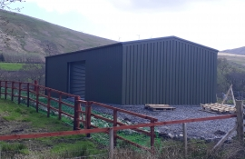 NEW CUMNOCK - Lochingerroch Farm