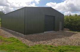 EAGLESHAM - Stonebyres Farm